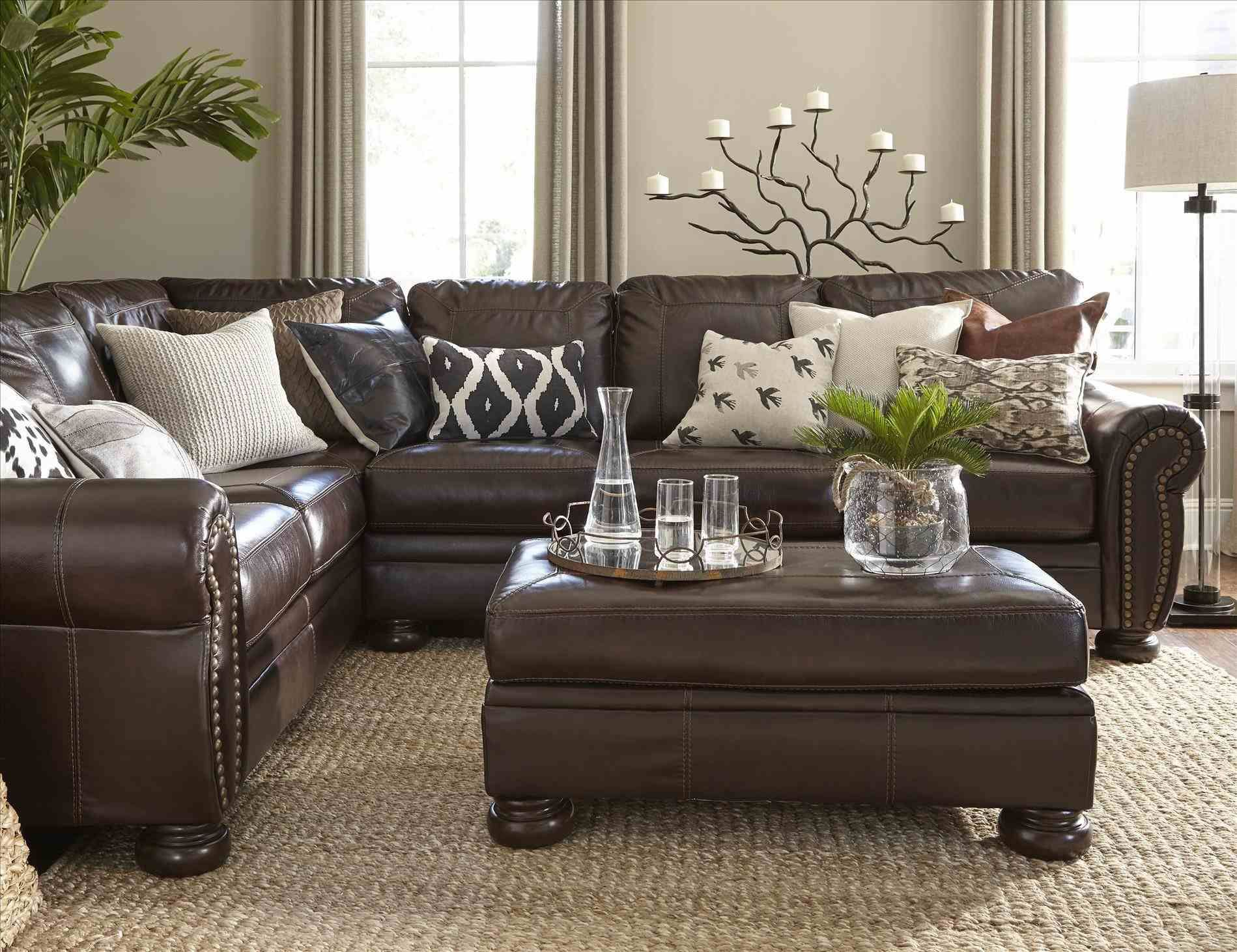 New Post farmhouse living room furniture leather visit Bobayule ...