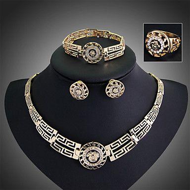 4021cea7d83d Γυναικεία Κοσμήματα Σετ Cubic Zirconia
