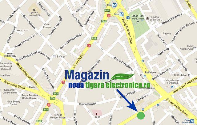 Harta Magazin Ferdinand Ferdinand Map