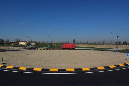 Provincia di Modena: Aperta la nuova rotatoria sul Canaletto