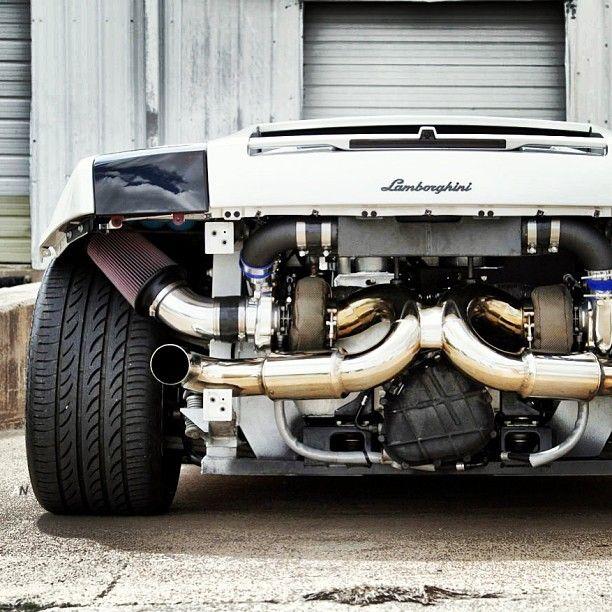 Twin-Turbo Underground Racing Lamborghini Gallardo.. 1300 hp!