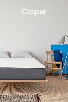 Bedtime Is Back Wake Up Refreshed On The Outrageously Comfortable Casper Mattress Try It For 100 Nights Risk Free Comfort Mattress Casper Mattress Cool Beds