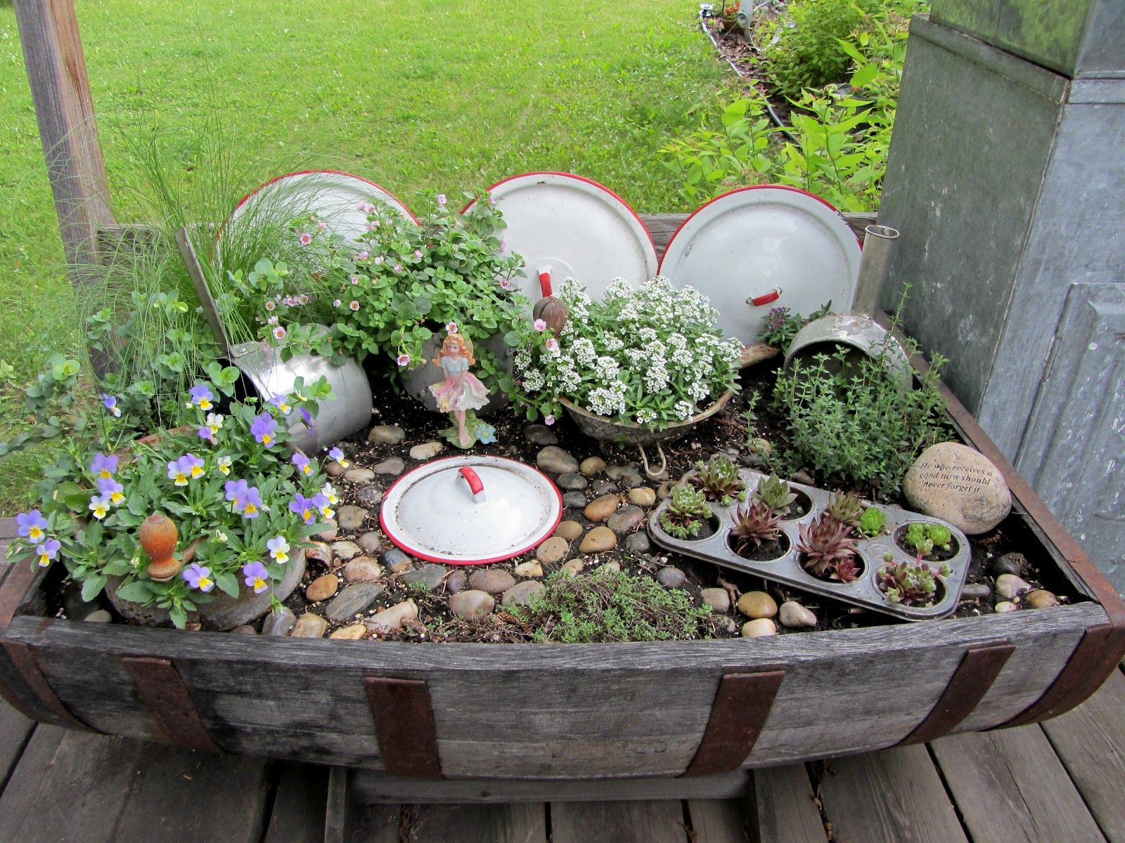 Cute Little Backyard Ideas on wine barrel planter ideas, garden ideas, outside kitchen ideas, camping bachelorette party ideas, cute flowers, small apartment patio decorating ideas, cute furniture, cute home, masterbath ideas, deck decorating ideas, cute front yard landscaping, outdoor patio lighting ideas, cute garden gnomes, vegetable ideas, bean pole ideas, cute porches, small back yard landscaping ideas, modern bedroom wall decorating ideas, cute diy, small front yard landscaping ideas,