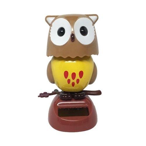 Solar Dancing Owl Solar Owl Dance