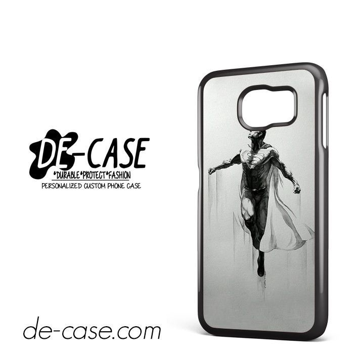 Superman Art DEAL-10287 Samsung Phonecase Cover For Samsung Galaxy S6 / S6 Edge / S6 Edge Plus