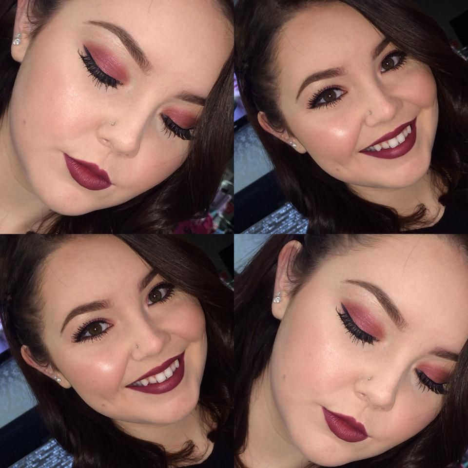 Cranberry Inspiration Using All Merle Norman Cosmetics Eyeshadow In Phenom All Aglow Cheek Highlight Li Celebrity Makeup Artist Makeup Services Makeup Trends