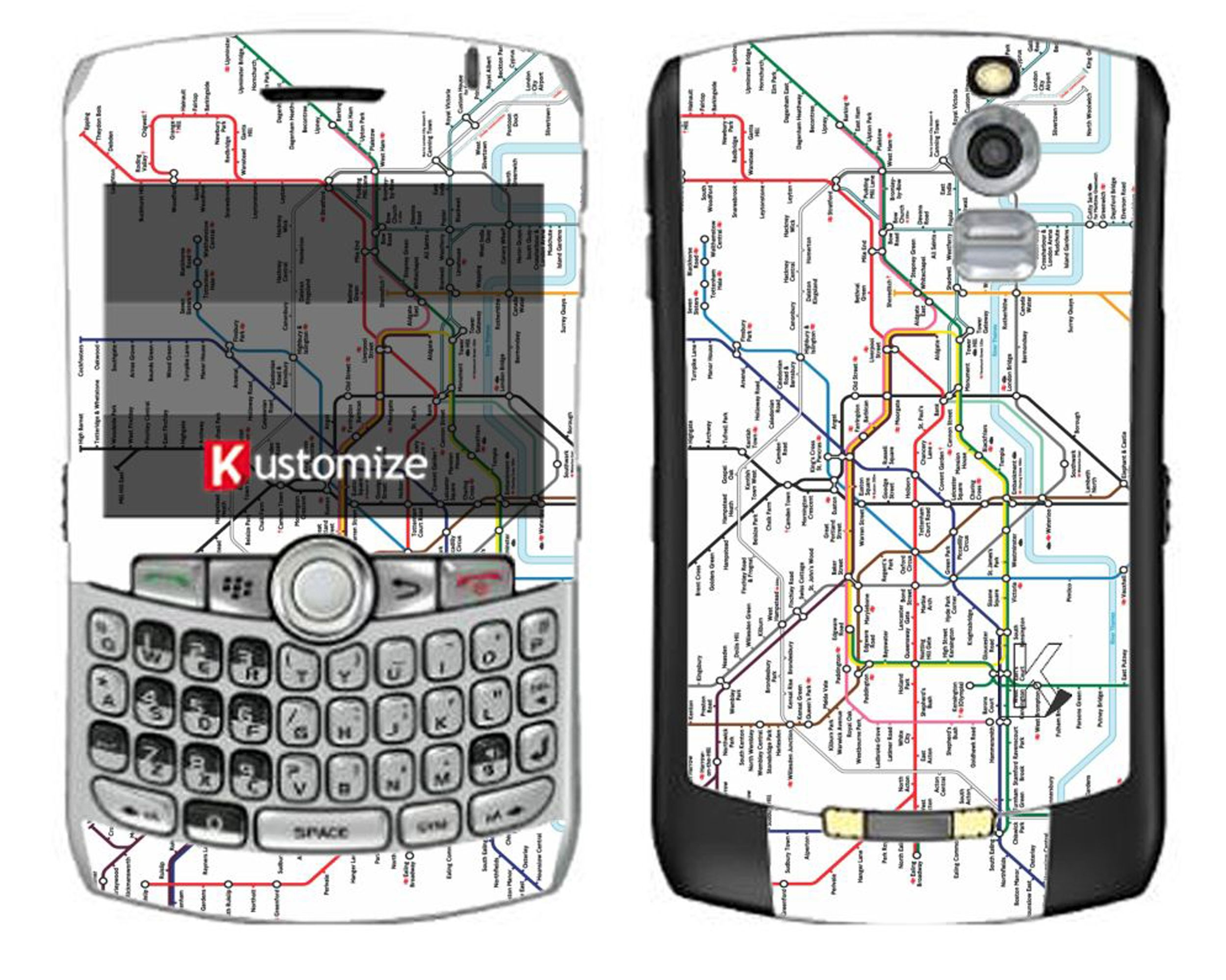 Skin para Blackberry 8300 - http://cafun.do/HNge6q R$24,90