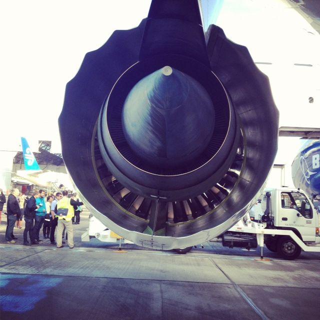 Boeing 787 Dreamliner Event