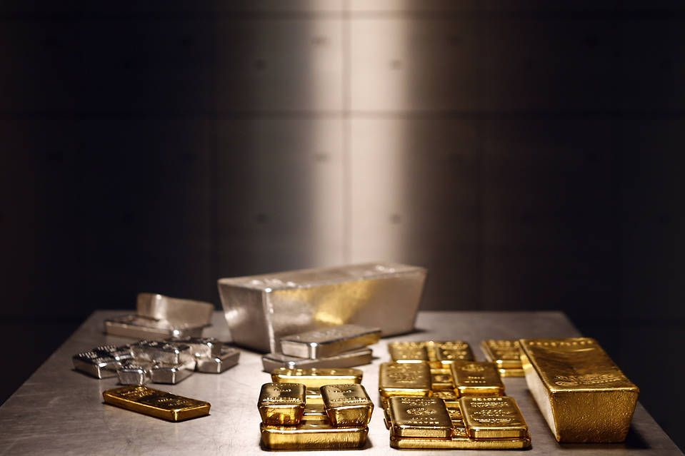 Gold, Silver Near Five-Year Lows in Asia Trade - THE WALL STREET JOURNAL #Gold, #Silver, #Markets, #Business