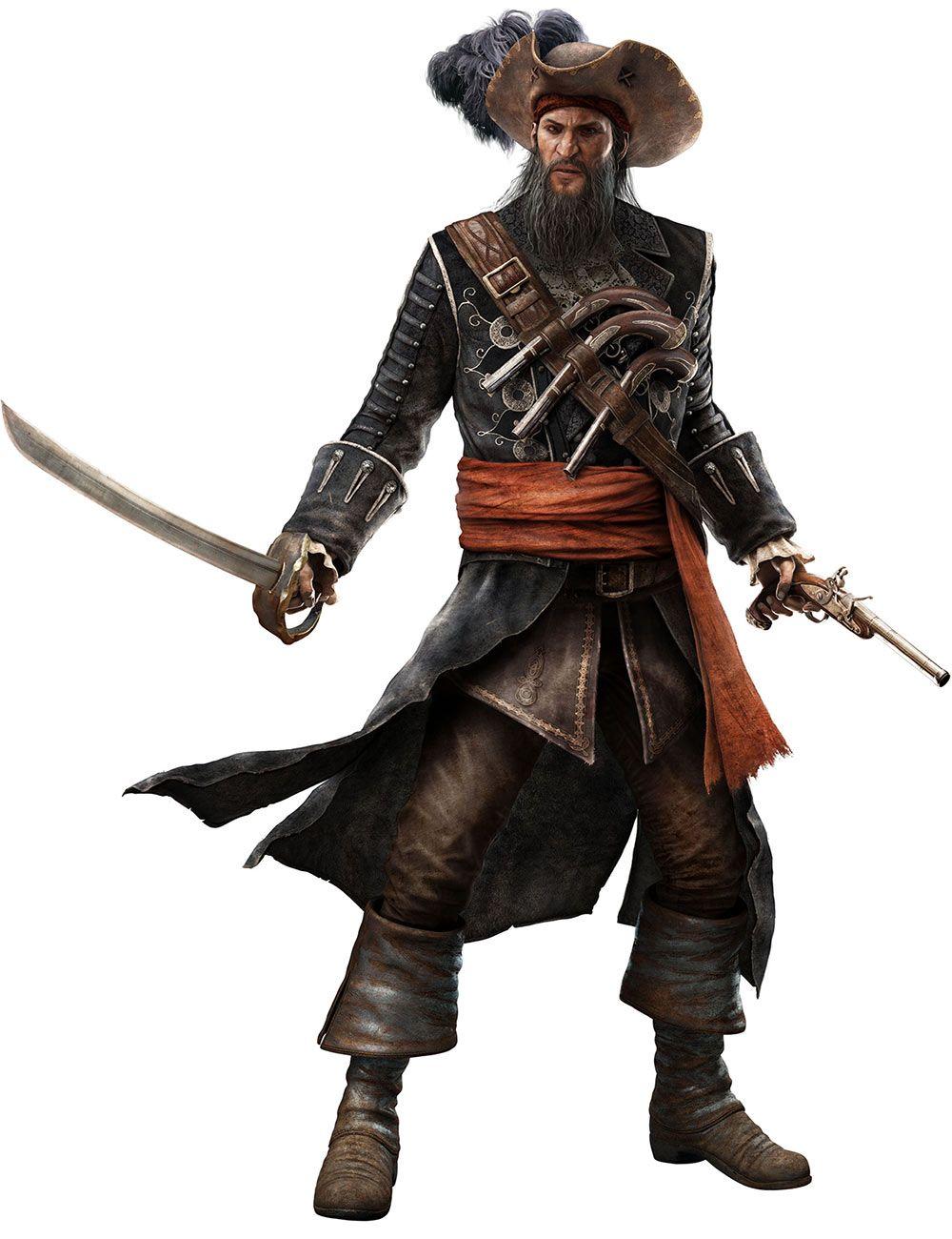 Edward Teach Blackbeard Characters Art Assassin S Creed Iv Black Flag Assassins Creed Black Flag Assassins Creed 4 Blackbeard