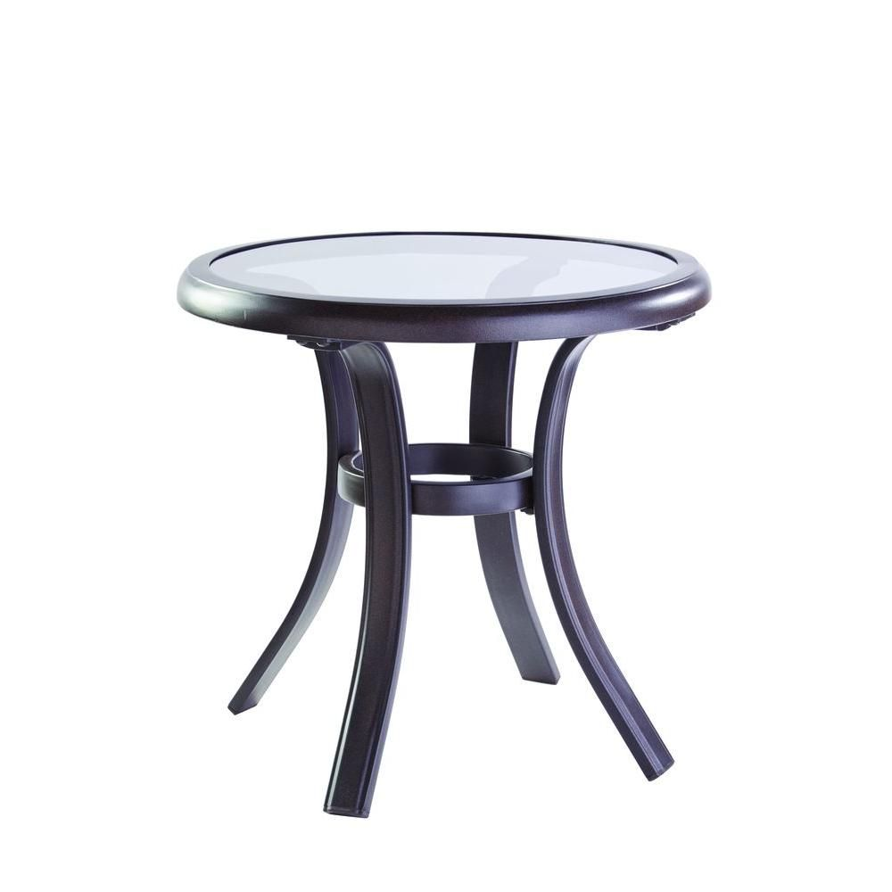 Perfect Add Functionality To Your Existing Patio Furniture By Using This Hampton  Bay Statesville Patio Side Table. Great For Small Spaces.