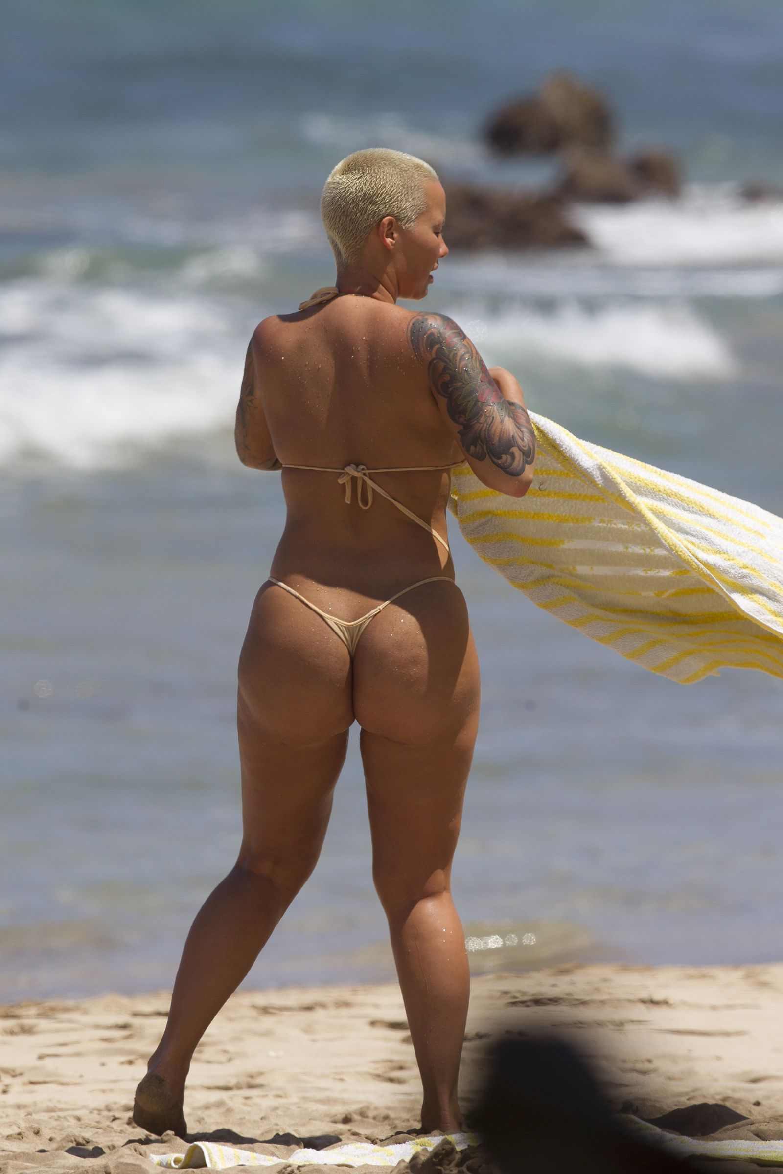 TheFappening Amber Rose nude (52 photo), Sexy, Is a cute, Feet, swimsuit 2019
