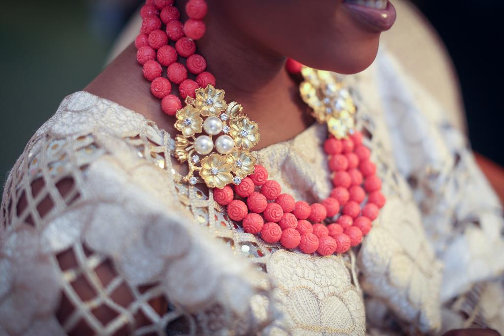 Fashion Friday | Bridal Inspired Statement Necklaces - Munaluchi Bridal Magazine