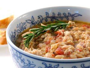 Chicken Cassoulet Stew