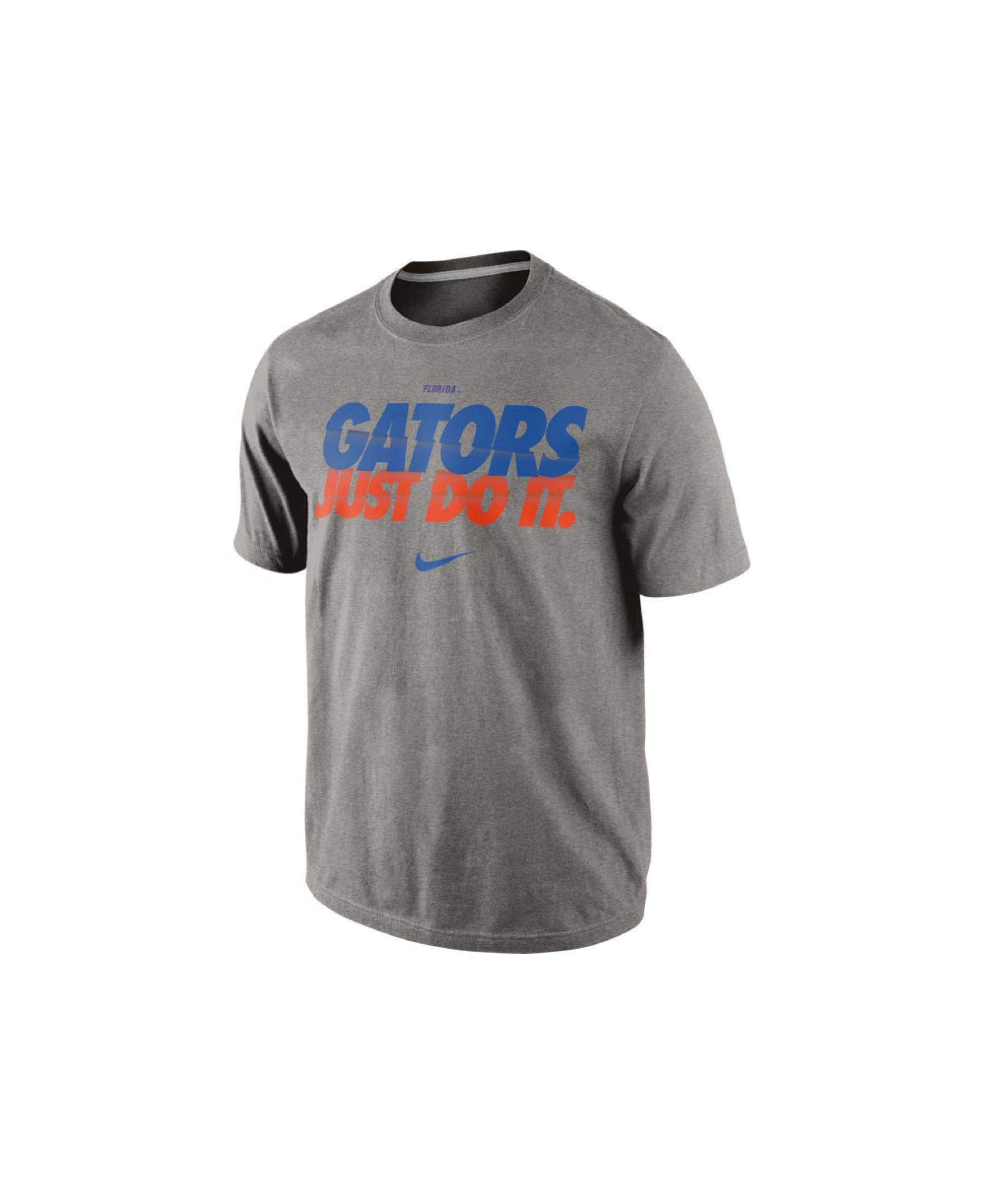 Nike Men's Florida Gators Speed J.d.i. Legend T-Shirt