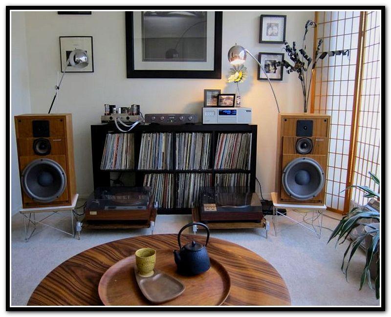 Ikea Vinyl Record Storage Collapse Vintage Stereo