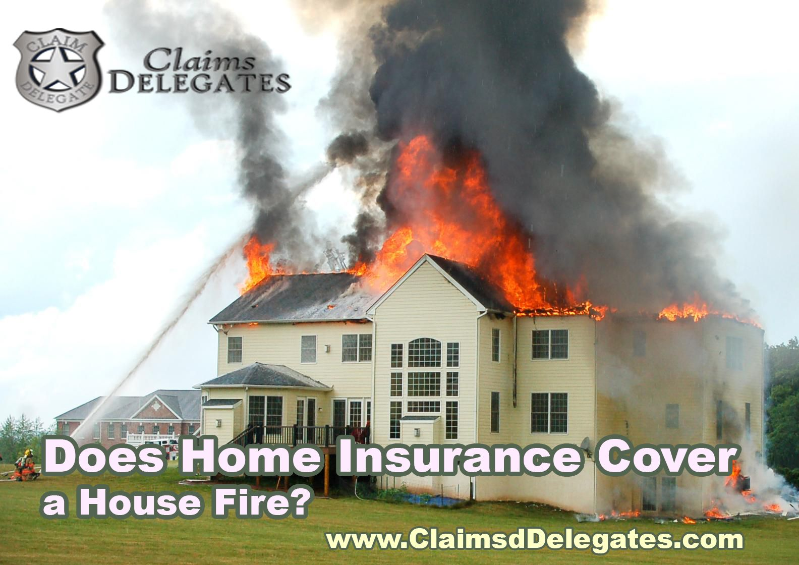 Does home insurance cover a house fire to read morewww
