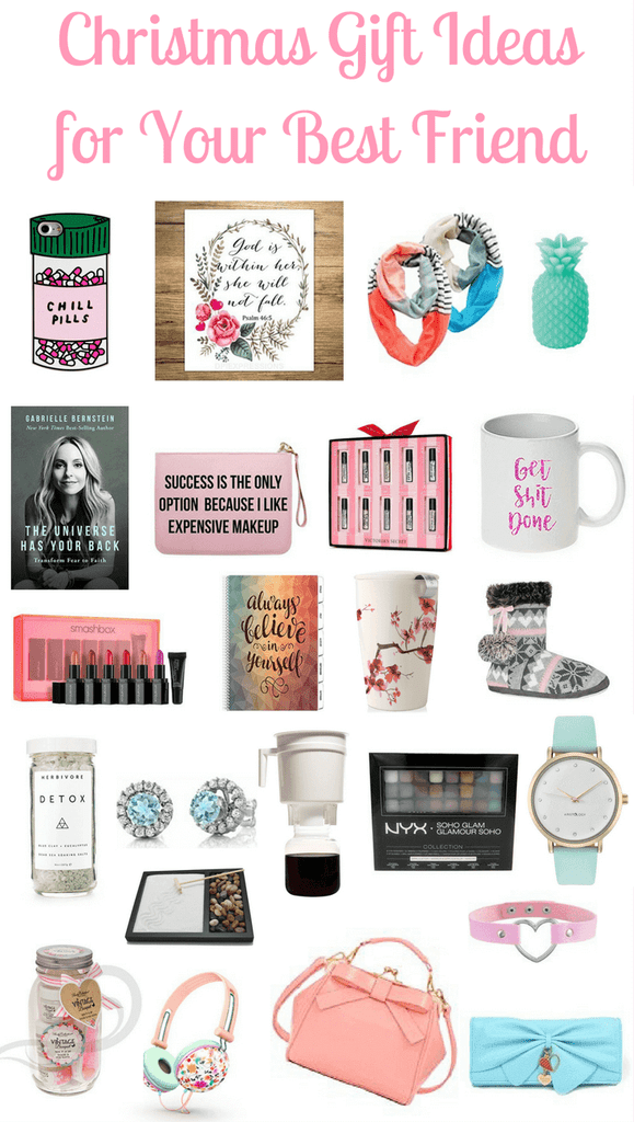 25 Frugal Christmas Gift Ideas For Your BFF