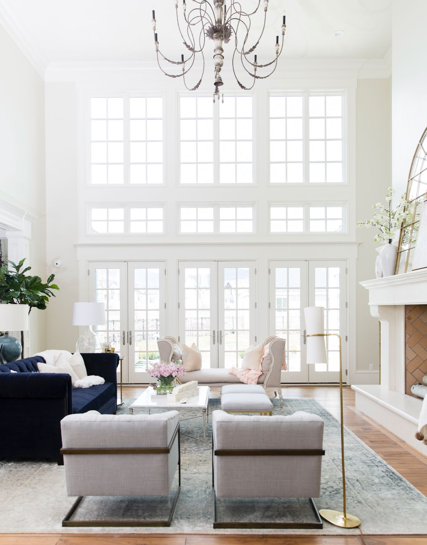 Gatehouse Event… | Blue velvet, Living rooms and Room