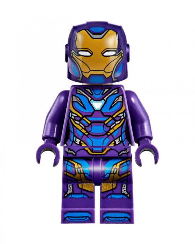 Marvel Super heroes minifigures Captain on lego bricks Custom Bron-Char MCU