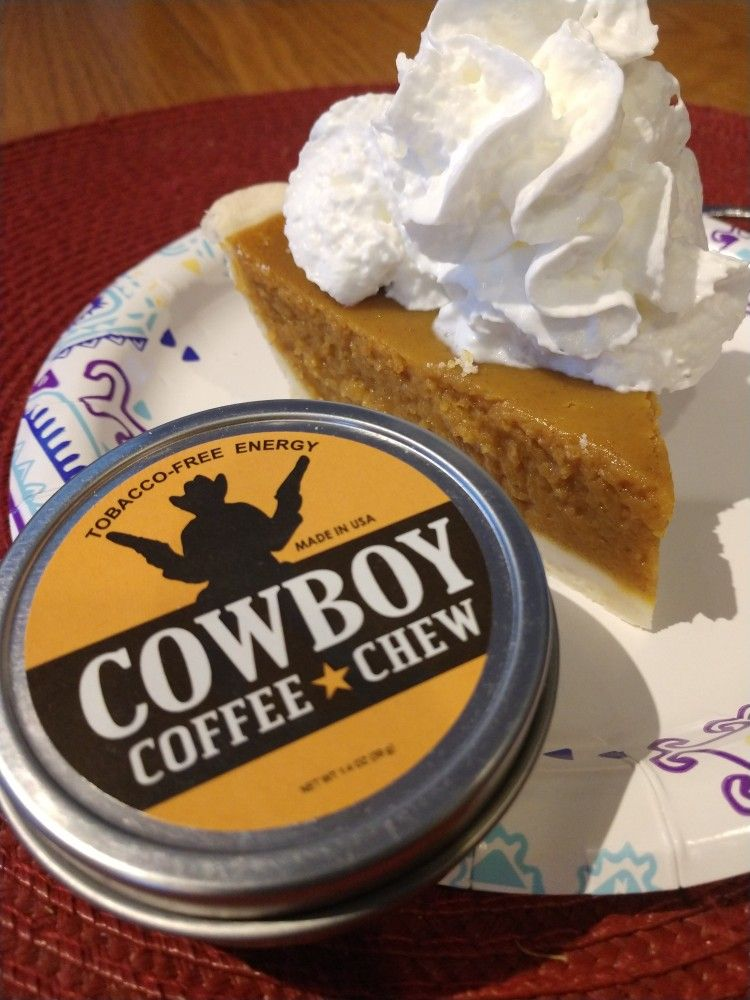Who wants some coffee with pie trade out your traditional