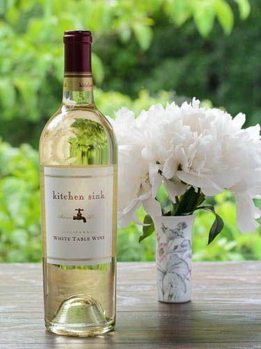 kitchen sink white table wine - Kitchen Sink Drink