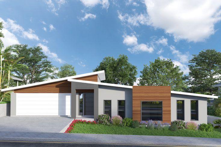 Lovely Archer M4002 U2013 Energy Efficient Home Facade U2013 Green Homes Australia  #HomeEnergyEfficiency