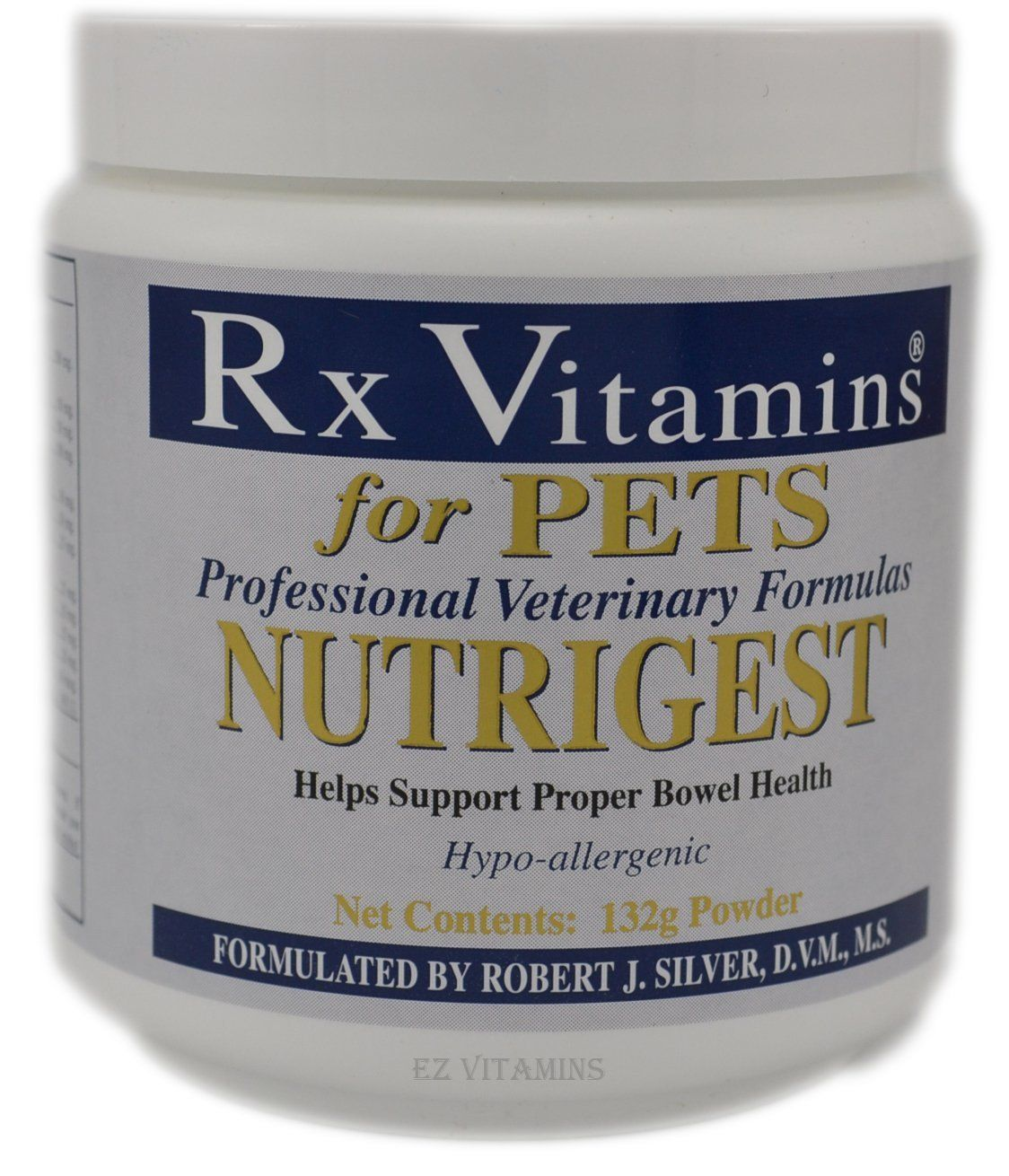 Rx Vitamins 1 Can Nutrigest for Dogs and Cats Powder, 132g