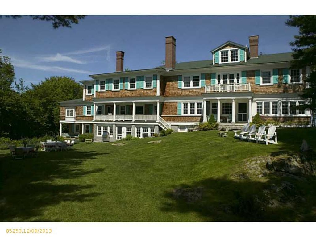 Falmouth home for sale clapboard falmouth town island