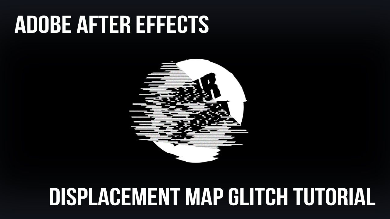 Displacement Map After Effects on