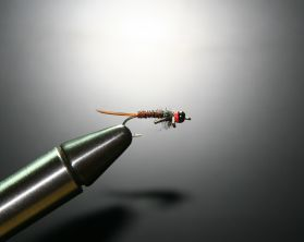SPT (Stoned Pheasant Tail) - On The Vise