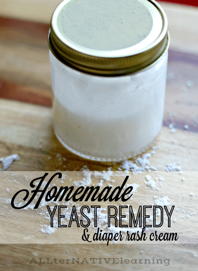Yeast Diaper Rash and How to Treat it Naturally (With