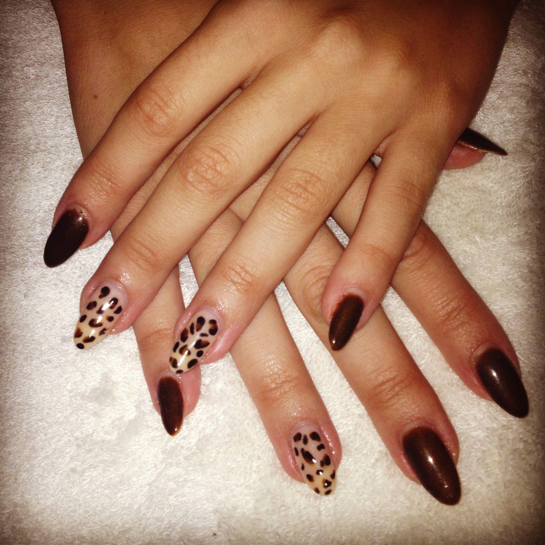 Long nails gel polish nails pinterest gel polish and polish