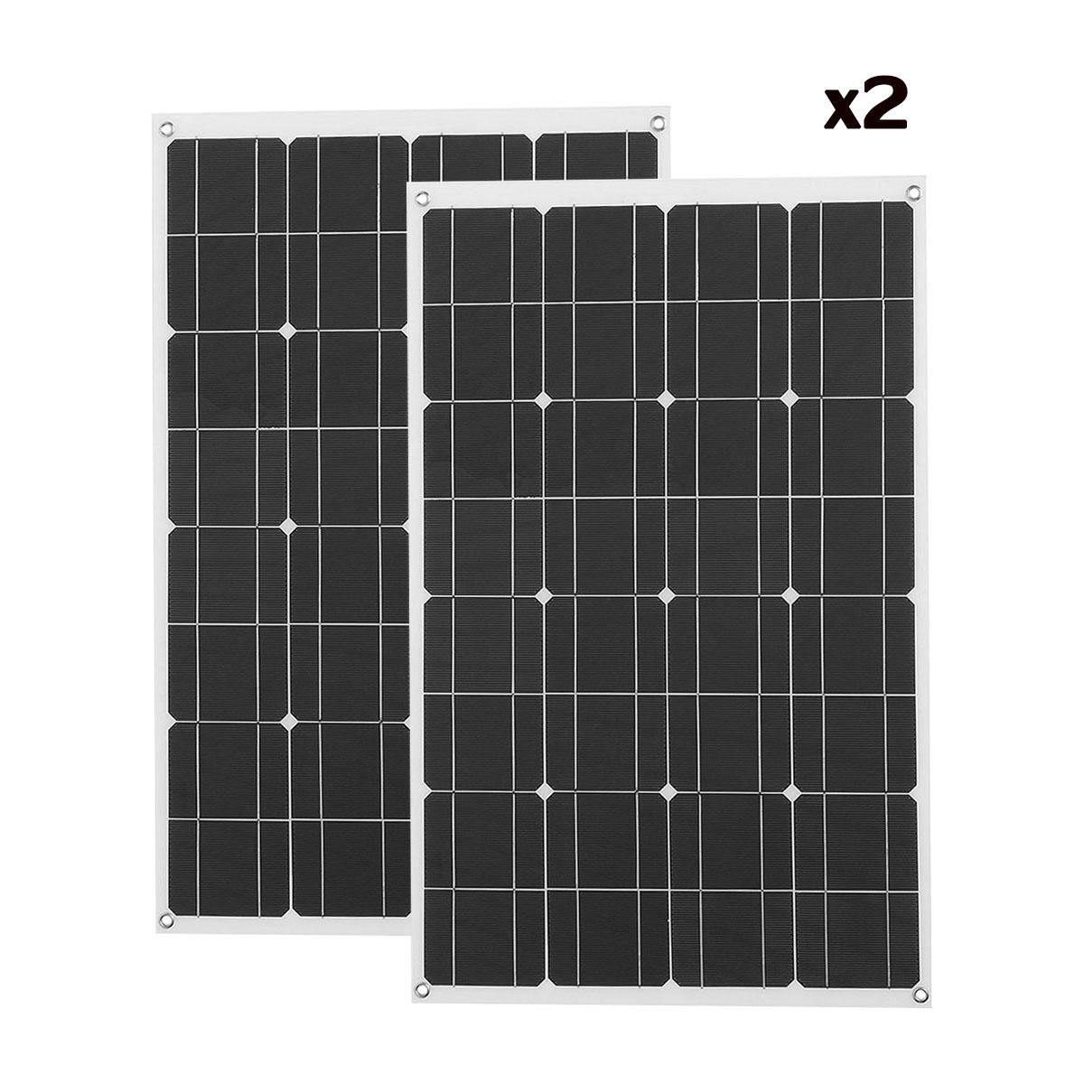 Us 213 70 Elfeland El 02 160w 2x80w 12v Solar City Semi Flexible Solar Panel With 1 5m Cable Electrical Equipment Supplies From Tools Industrial Scientifi