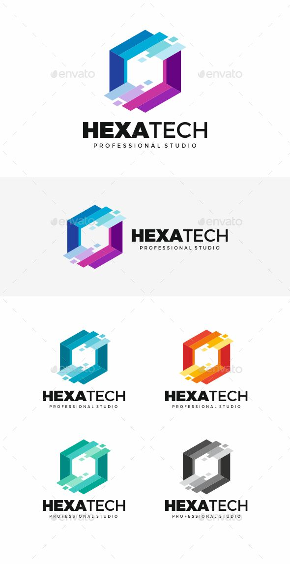 Hexagon Hexagon Logo Symbol Logo And Logo Templates