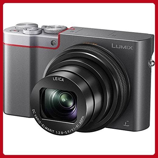 Panasonic Lumix Zs100 4k Point And Shoot Camera 10x Leica Dc Vario Elmarit F2 8 5 9 Lens With Hybrid O I S 20 1 Megapixels 1 Inch Hi Sony Digital Camera Digital Camera Still Camera