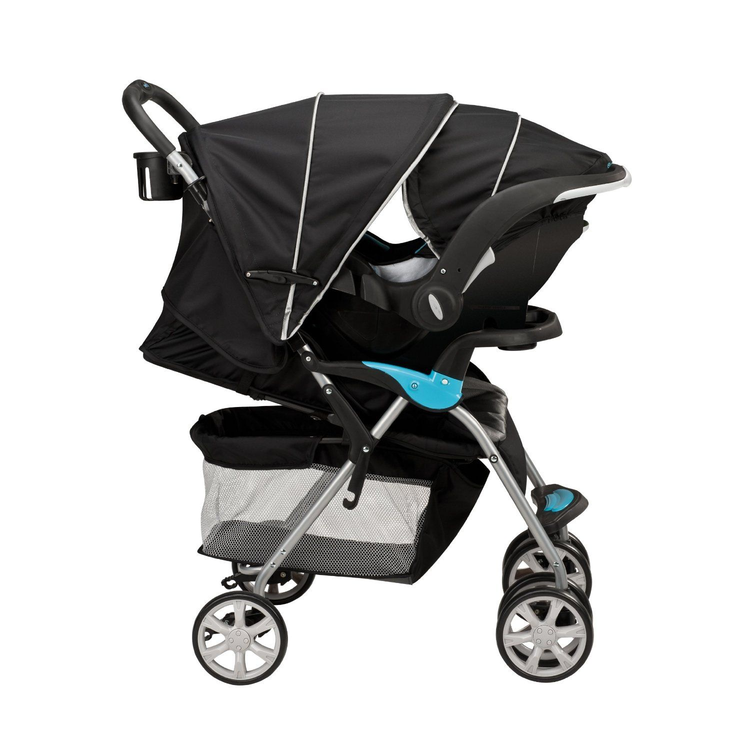 Amazon.com: Evenflo FeatherLite 200 Stroller with Embrace ...