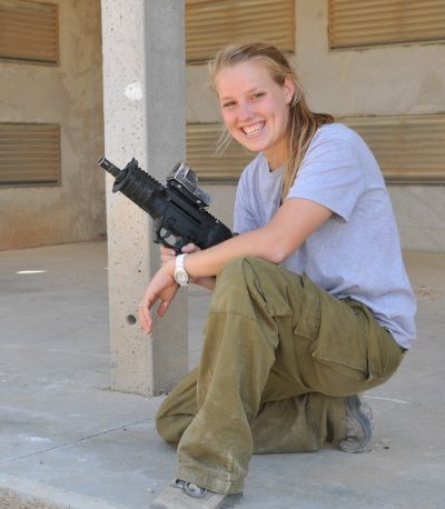 From Maryland to the IDF: Meet Shooting Instructor Sarit ...