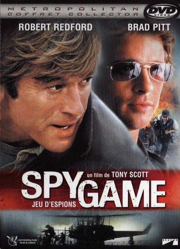 Spy Game Jeu D Espions Recherche Google Spy Games Brad Pitt Tv Series Online