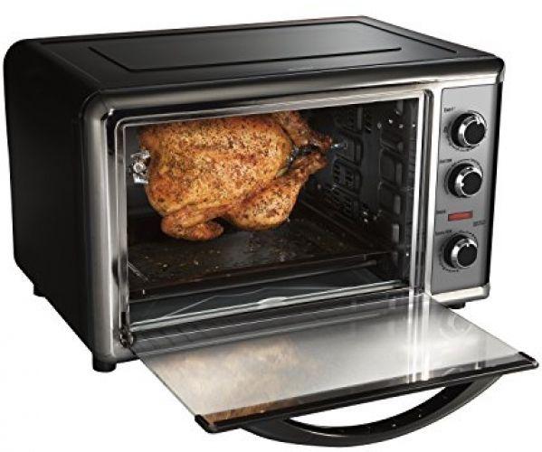 Hamilton Beach 31104 Countertop Oven With Convection And