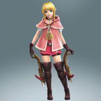 File:Hyrule Warriors Legends Linkle Standard Outfit (Koholint - Evil Eagle Recolor).png