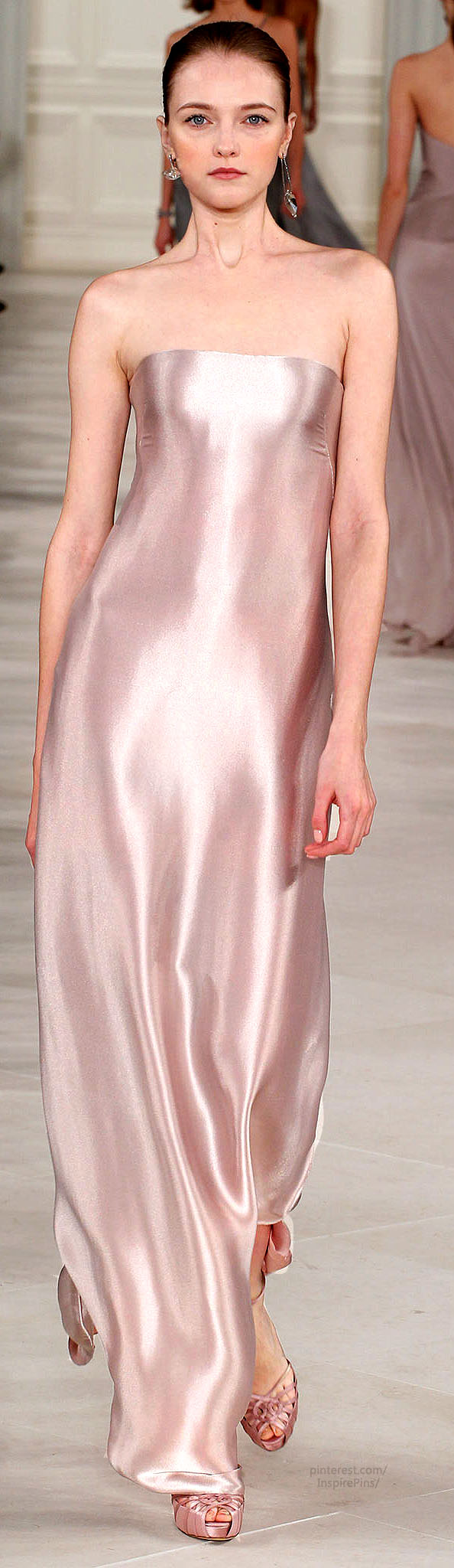 Ralph Lauren FW2014 | Ling | Pinterest | Alta costura, Rosas y ...