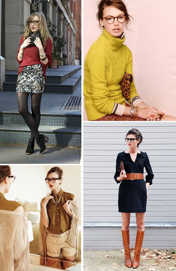Love the clothes minus the mustard sweater