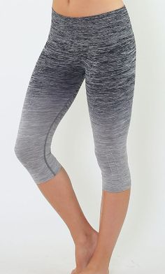 Premium, luxurious, high quality capri leggings from JacksonsRunaway will have you ready for your next workout, yoga or barre class. Model Size: Height: 5 ft. 7 in. Waist: 24 in. Hip: 36 in. Why You'l