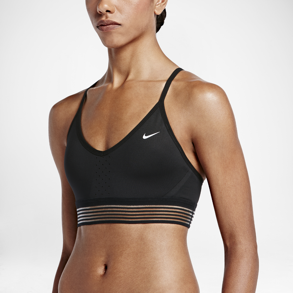 Nike Indy Cool Women's Light Support Bra Size   Nike pro