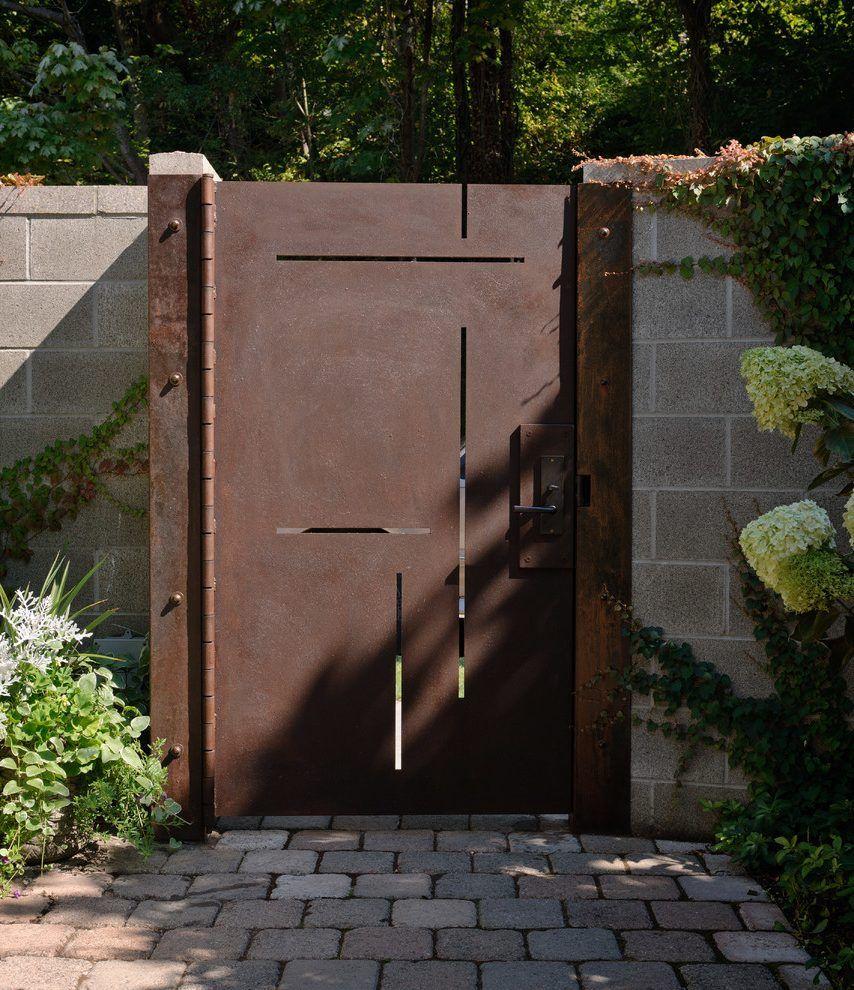 Image result for corten door (With images)   Modern ...