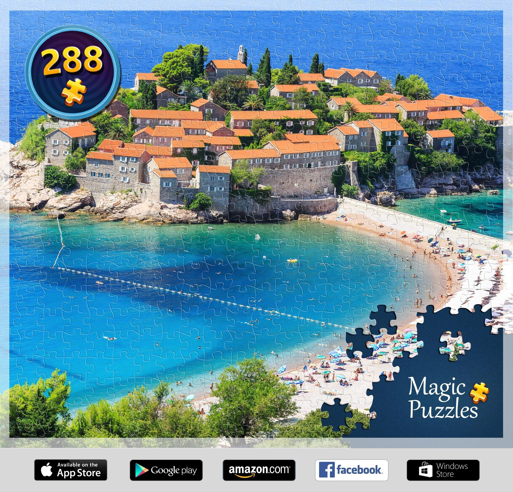 Ive Just Solved This Puzzle In The Magic Jigsaw Puzzles