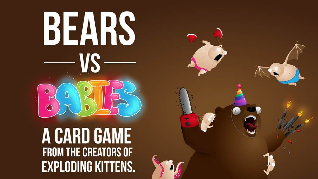 The creators of Exploding Kittens are back with another deviously delightful card game for just $25. That and more: