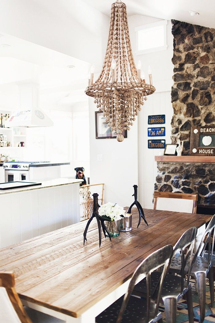 also inside  cool couple   eclectic  pad interiors dining and spaces rh pinterest
