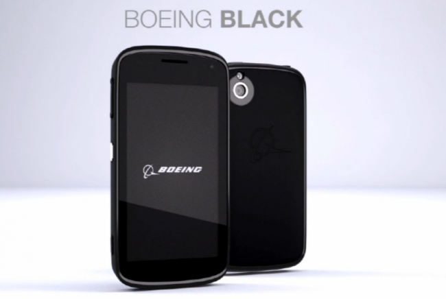 ¡Actualidad! ¿Sabes que #Boeing y BlacBerry han creado un teléfono, el Boeing Black, que se autodestruye si el usuario lo desea?